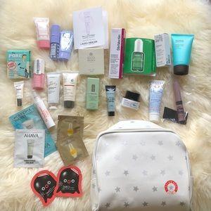 NEW 27 pc deluxe beauty samples lot ulta Sephora!